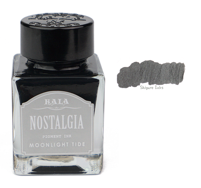 Kala Nostalgia Abstraction Moonlight Tide - 30ml Glass Bottle