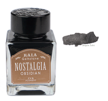 Load image into Gallery viewer, Kala Nostalgia Gemstone Obsidian - 30ml Glass Bottle