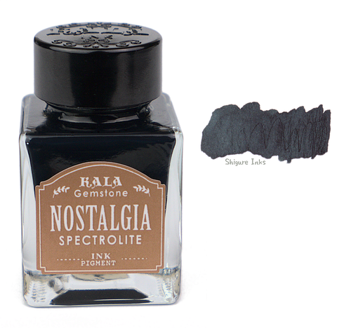Kala Nostalgia Gemstone Spectrolite - 30ml Glass Bottle