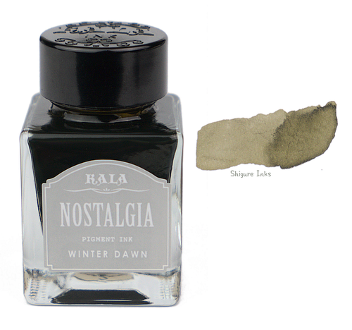 Kala Nostalgia Abstraction Winter Dawn - 30ml Glass Bottle