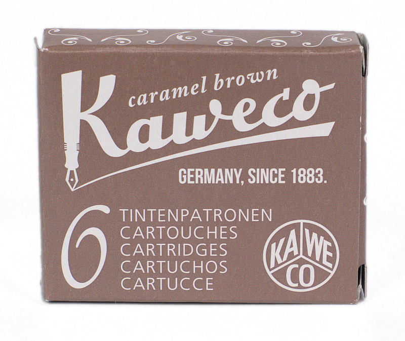 Kaweco Caramel Brown - Ink Cartridges