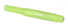 Load image into Gallery viewer, Kaweco Frosted Sport Fountain Pen - Lime