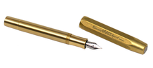 Load image into Gallery viewer, Kaweco Brass Sport Fountain Pen
