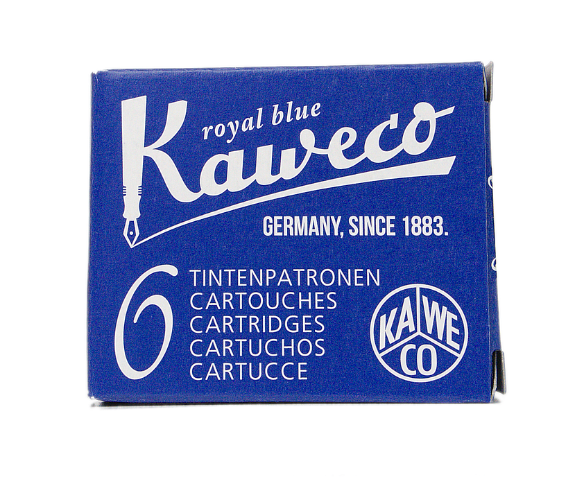 Kaweco Royal Blue - Ink Cartridges