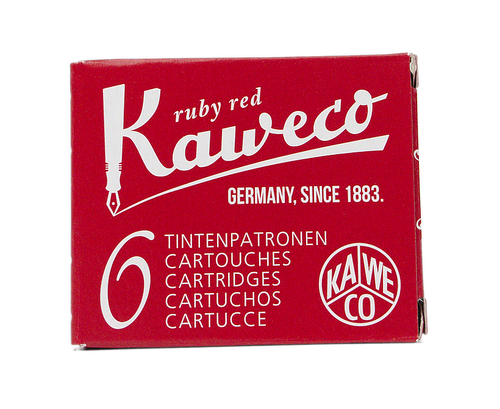 Kaweco Ruby Red - Ink Cartridges