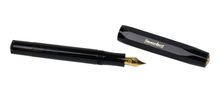 Load image into Gallery viewer, Kaweco Classic Sport Fountain Pen - Guilloch 1935 Black