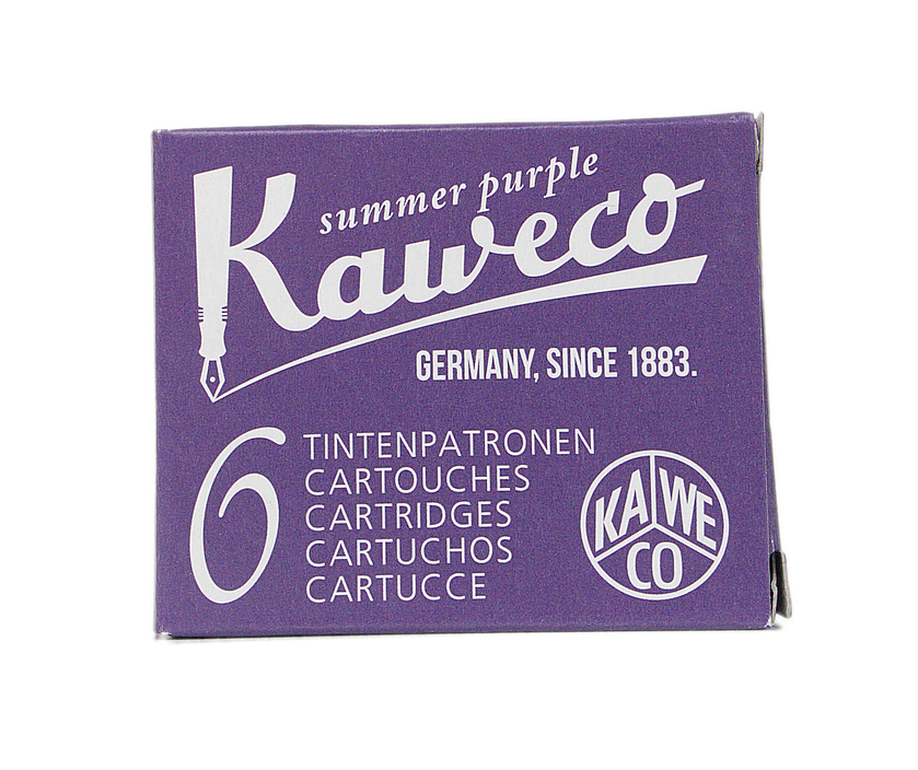 Kaweco Summer Purple - Ink Cartridges
