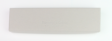 Load image into Gallery viewer, Kemmy's Labo Corset Stripe Glass Pen - Snow