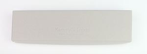 Kemmy's Labo Thin Mini Glass Pen - Petal (Clear)
