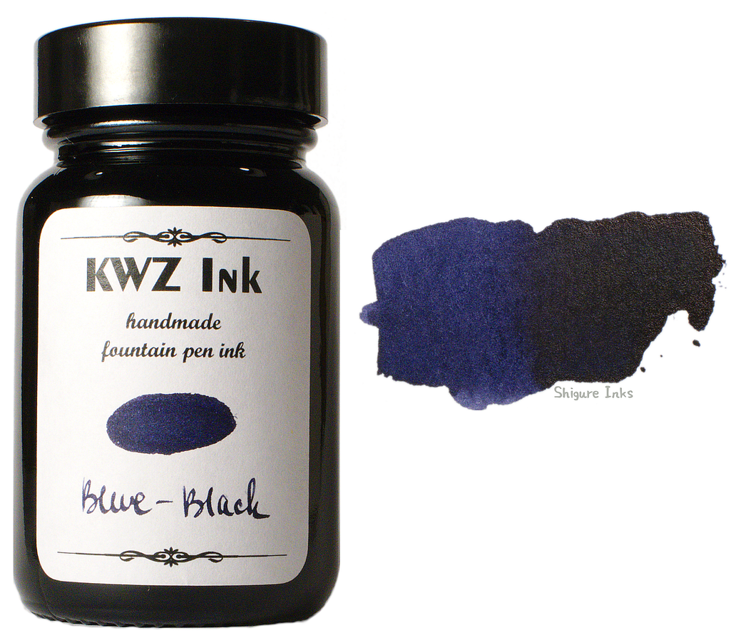 KWZ Blue Black - 60ml