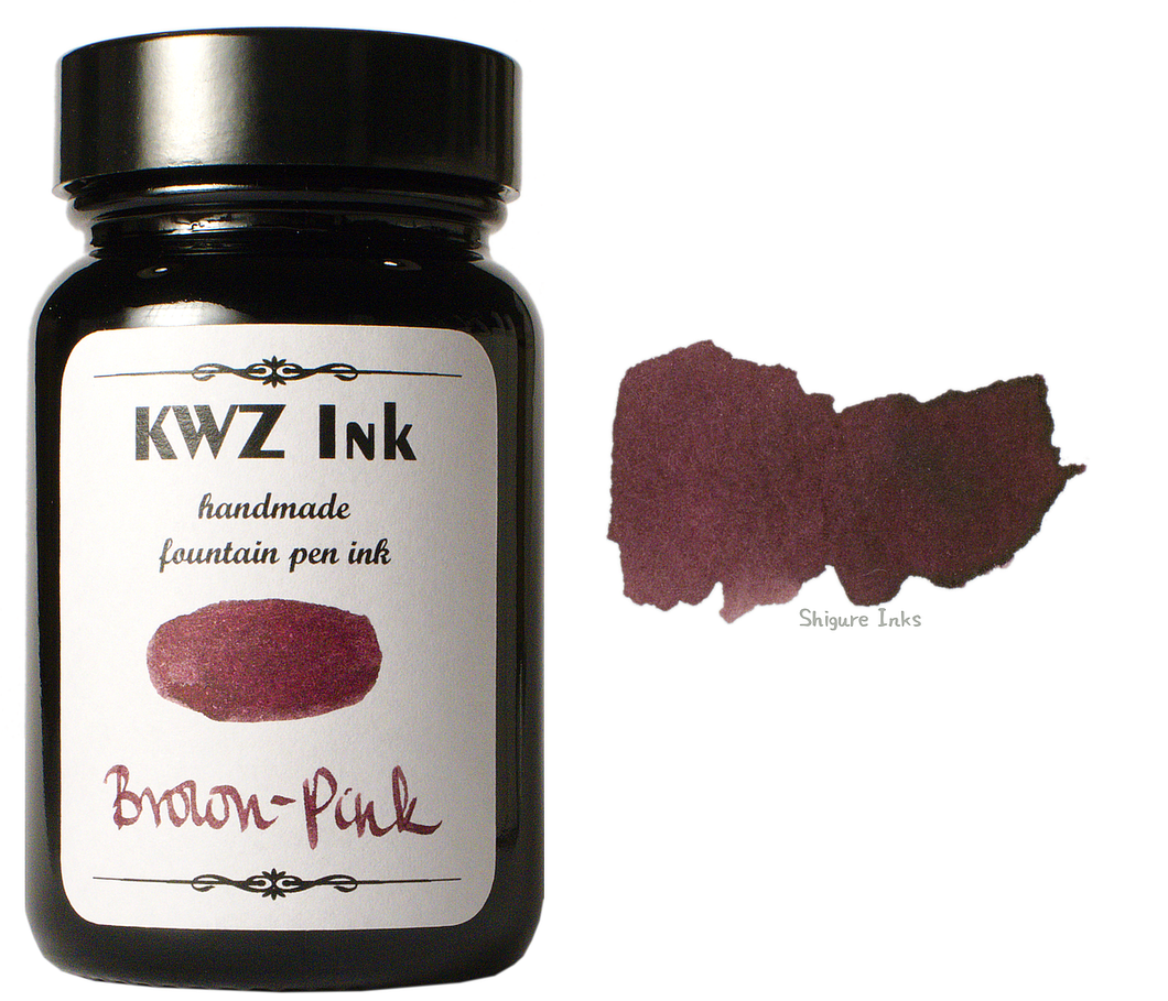 KWZ Brown Pink - 60ml