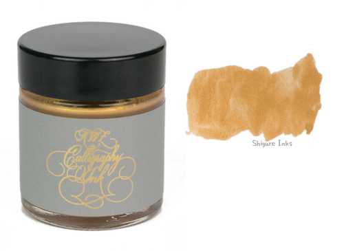 KWZ Calligraphy Ink - Yellow Gold