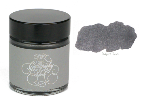 KWZ Calligraphy Ink - Silver