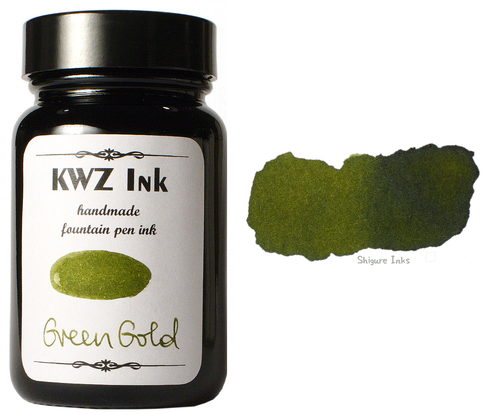 KWZ Green Gold - 60ml