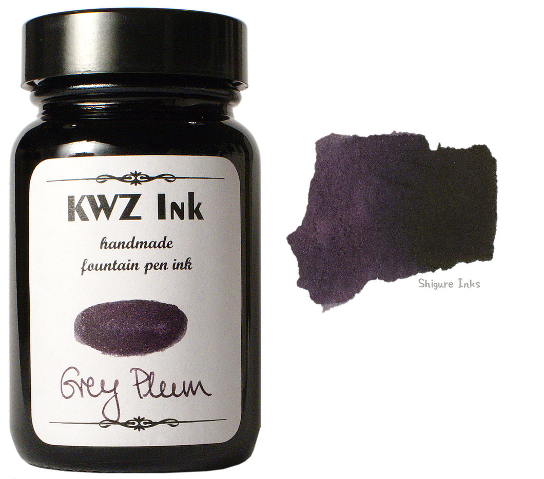 KWZ Grey Plum - 60ml