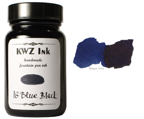 KWZ Iron Gall Blue Black - 60ml