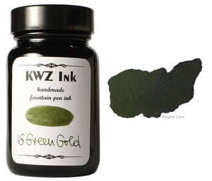 KWZ Iron Gall Green Gold - 60ml