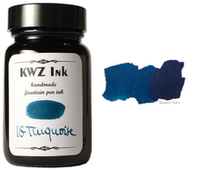 Load image into Gallery viewer, KWZ Iron Gall Turquoise - 60ml