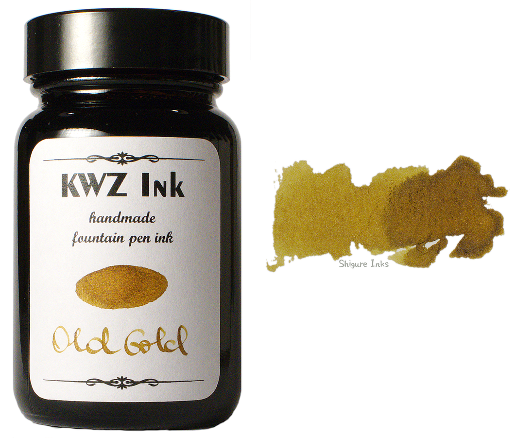KWZ Old Gold - 60ml