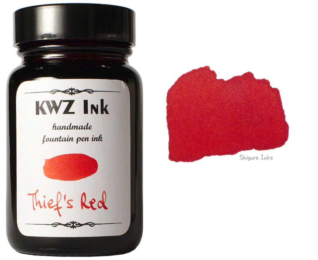 KWZ Thief's Red - 60ml