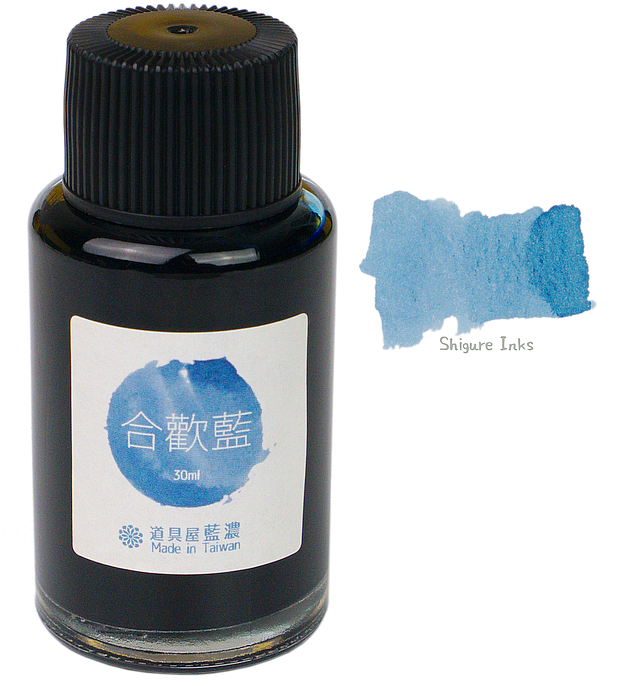 Lennon Tool Bar Formosa Hehuan Blue - 30ml Glass Bottle