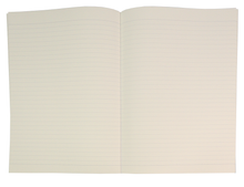 Load image into Gallery viewer, MDS University Notebook S40 - B5 7mm Lined - White