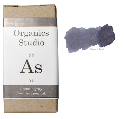 Organics Studio Elements Arsenic Gray - 55ml