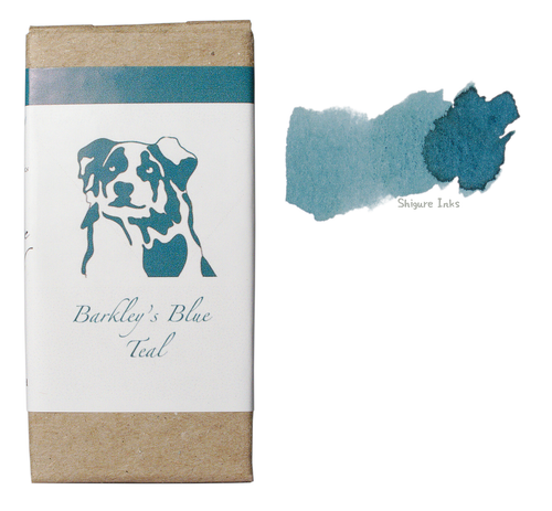 Organics Studio Barkley's Blue Teal - 55ml