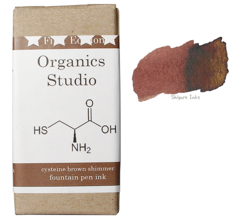 Organics Studio Elements Cysteine Brown Shimmer - 55ml
