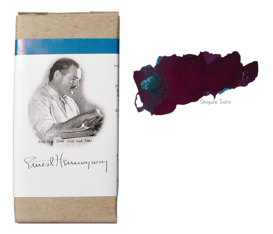 Organics Studio Ernest Hemingway Santiago's Sea Blue - 55ml