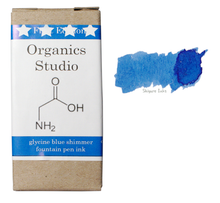 Load image into Gallery viewer, Organics Studio Elements Glycine Blue Shimmer - 55ml