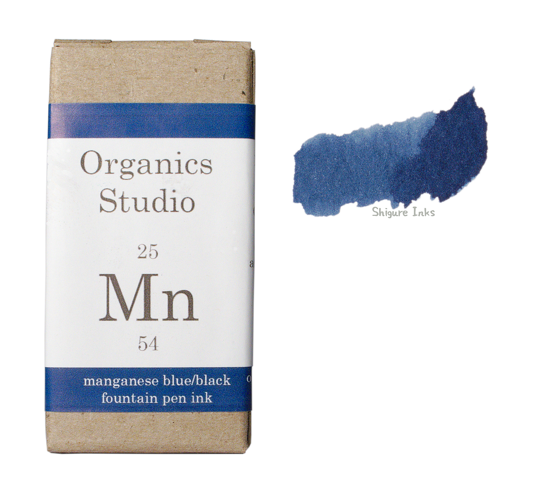 Organics Studio Elements Manganese Blue Black - 55ml