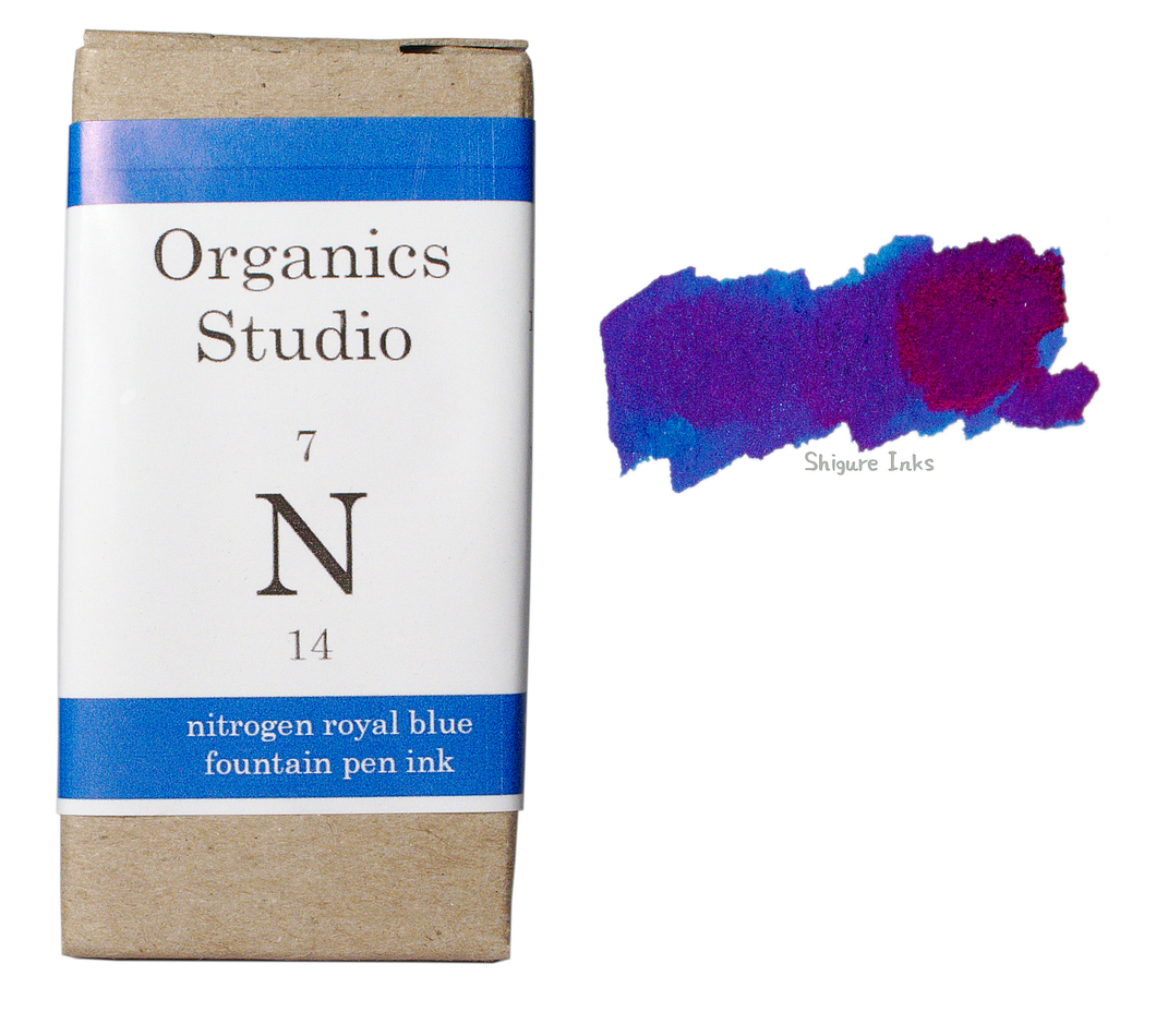 Organics Studio Elements Nitrogen Royal Blue - 55ml