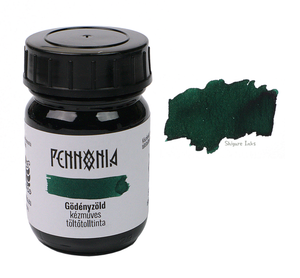 Pennonia Gödényzöld (Pelican Green) - 50ml Glass Bottle