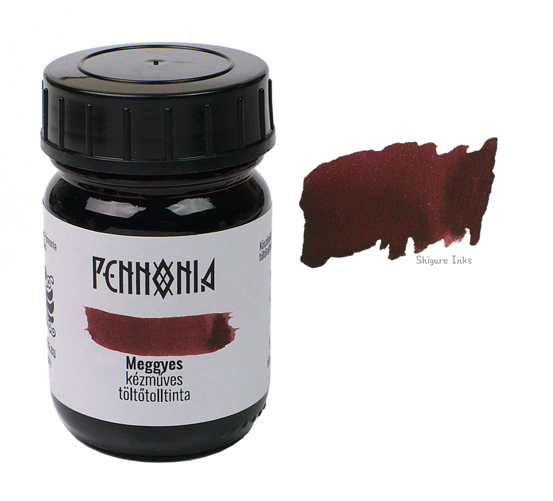 Pennonia Meggyes (Sour Cherry) - 30ml Glass Bottle