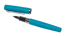 Load image into Gallery viewer, Platinum Procyon Fountain Pen - Turquoise