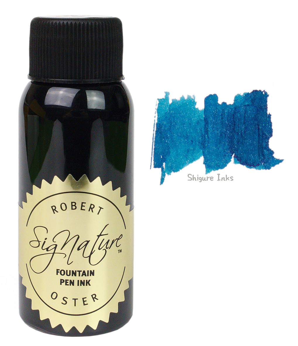 Robert Oster Blue Denim - 50ml
