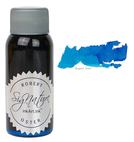 Robert Oster Shake 'N' Shimmy Blue Moon - 50ml