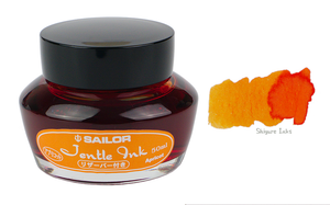 Sailor Jentle Apricot - 50ml Glass Bottle
