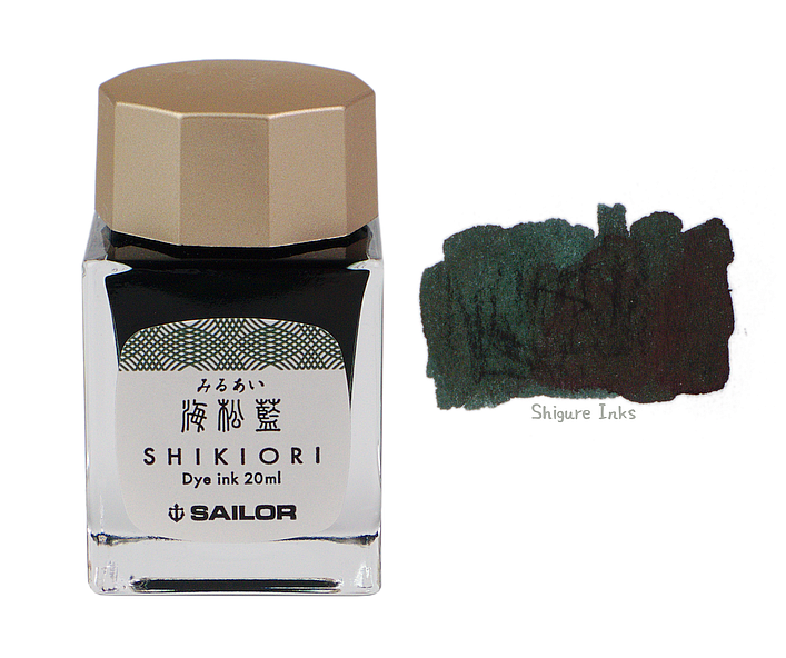 Sailor Shikiori Miruai - 20ml Glass Bottle