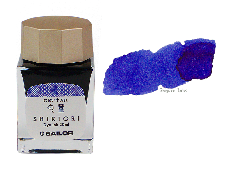 Sailor Shikiori Nioi Sumire - 20ml Glass Bottle