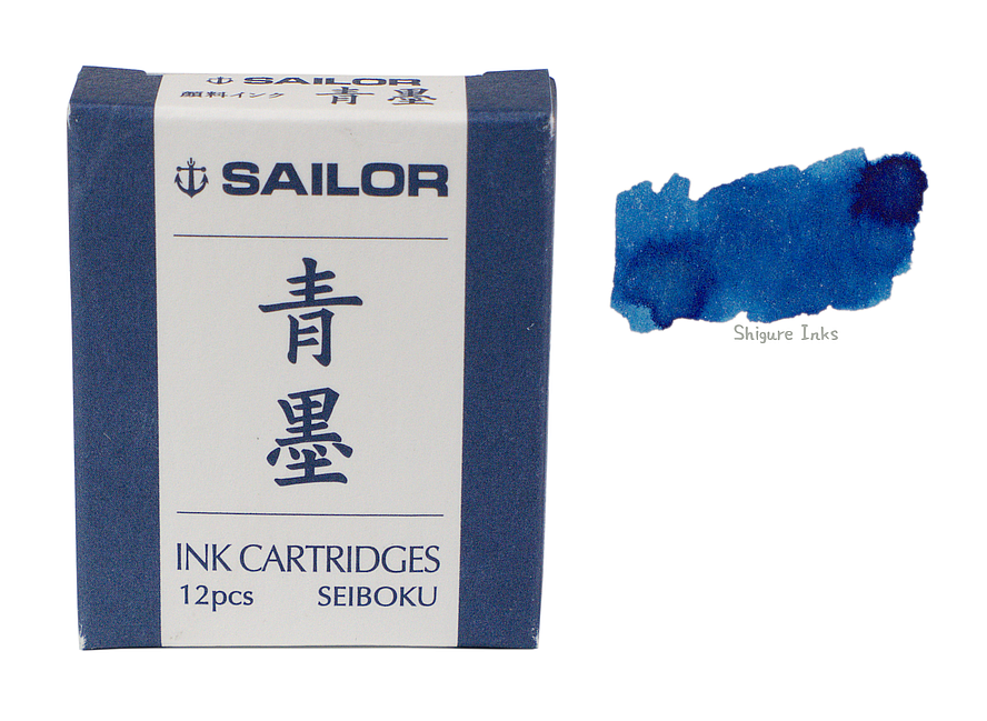 Sailor Sei-boku - Ink Cartridges