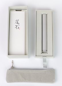 Tang FP x THEBAI Lotus Stone Fountain Pen