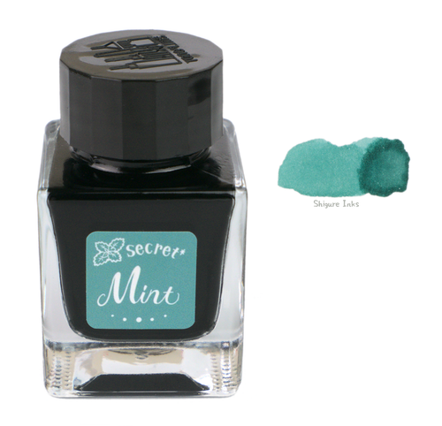 Tono & Lims Secret*Mint - 30ml Glass Bottle