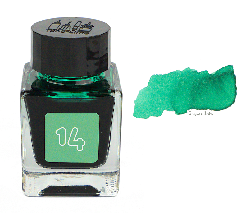 Tono & Lims No.14 A smile is a sword - 30ml Glass Bottle