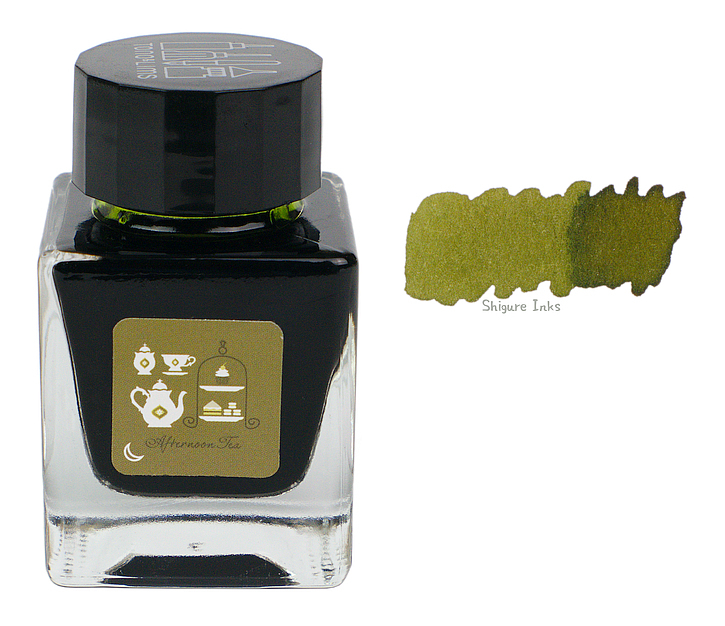 Tono & Lims Afternoon Tea - 30ml Glass Bottle