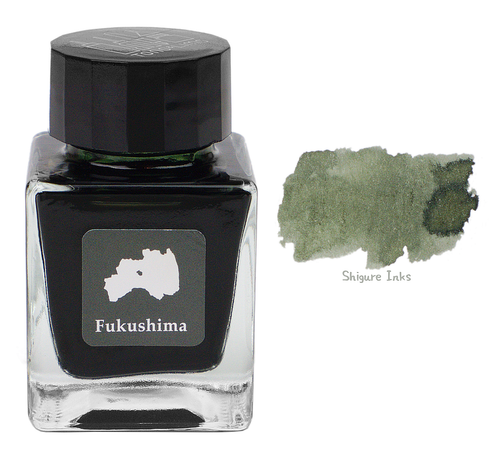 Tono & Lims Fukushima: Unshaken Conviction - 30ml Glass Bottle