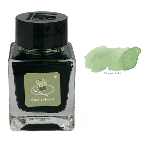 Tono & Lims Maccha Mousse - 30ml Glass Bottle