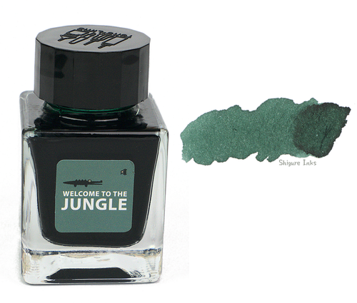 Tono & Lims Welcome to the Jungle (Limited Edition) - 30ml Glass Bottle