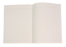Load image into Gallery viewer, Tsubame Note University Notebook H60S - A5 7mm Lined